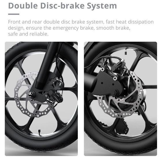 Offerta-ADO-A16-a-554-3 Offerta ADO A16 a 554€: Mini Bici Elettrica da 16 pollici