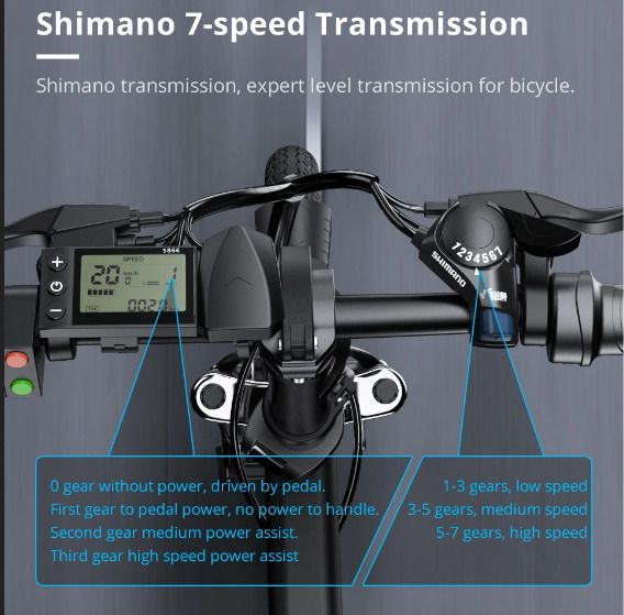 Offerta-ADO-A16-a-554-4 Offerta ADO A16 a 554€: Mini Bici Elettrica da 16 pollici