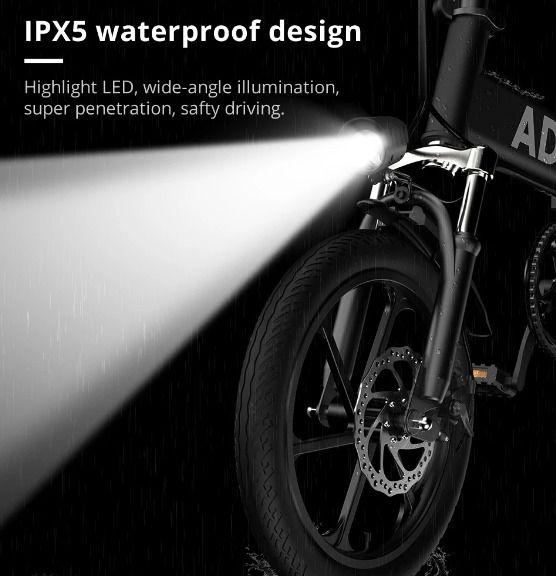 Offerta-ADO-A16-a-554-7 Offerta ADO A16 a 554€: Mini Bici Elettrica da 16 pollici