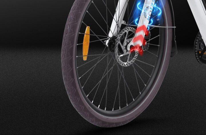 Offerta-BEZIOR-M2-8-720x472 Offerta BEZIOR M2 a 959€, Bici elettrica per Donna da 26 pollici