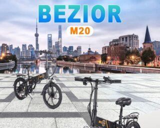 Offerta-BEZIOR-M20-a-713E-8-320x257 ADO A20: la migliore Bici Elettrica 2021 per fare tutto!