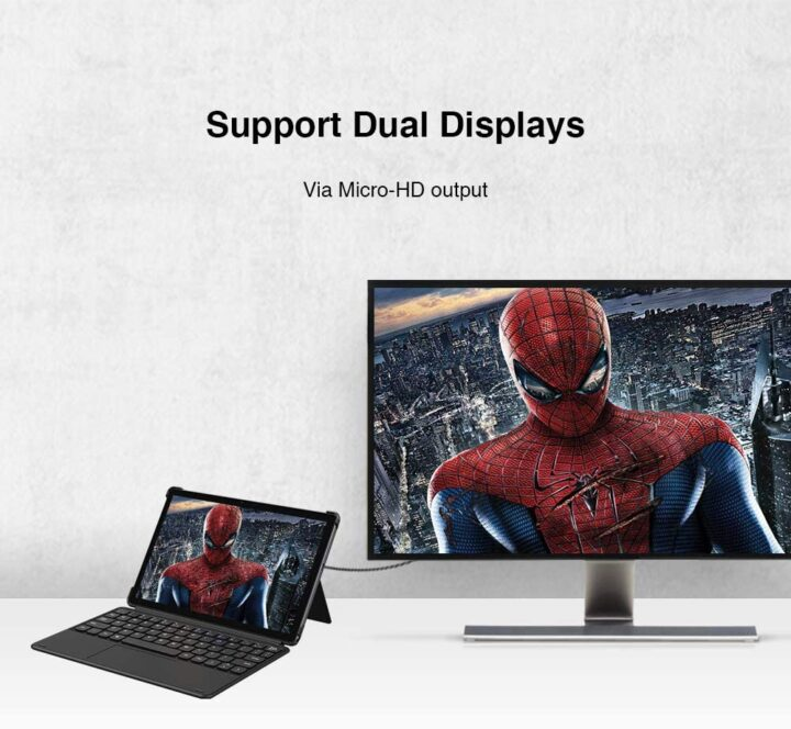 Offerta-CHUWI-SurPad-a-200E-3-720x664 Offerta CHUWI SurPad a 200€: Miglior Tablet 2 in 1 Economico con Android