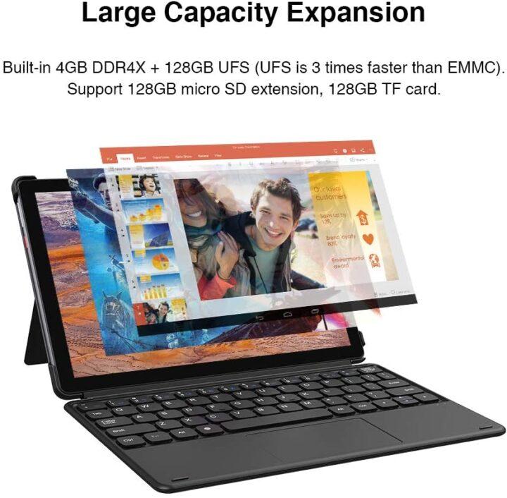 Offerta-CHUWI-SurPad-a-200E-5-720x706 Offerta CHUWI SurPad a 200€: Miglior Tablet 2 in 1 Economico con Android