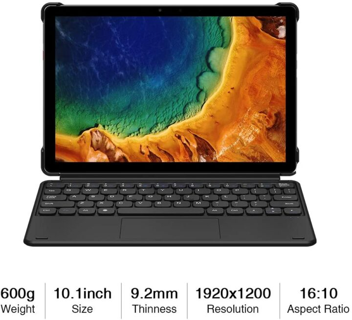 Offerta-CHUWI-SurPad-a-200E-7-720x654 Offerta CHUWI SurPad a 200€: Miglior Tablet 2 in 1 Economico con Android