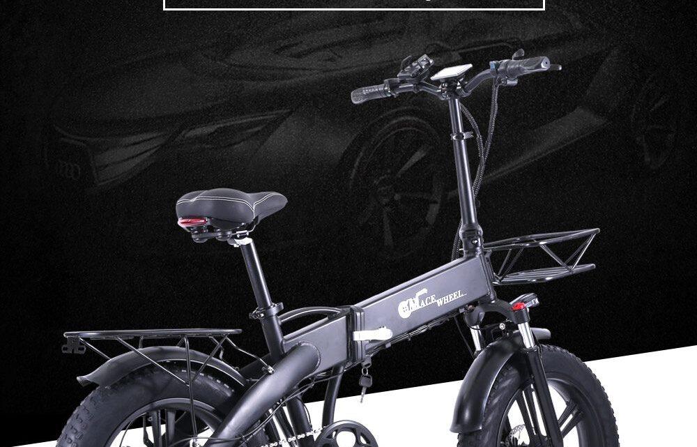 Offerta CMACEWHEEL GT20 Pro a 984€, Fat Bike Elettrica Potente ed Economica