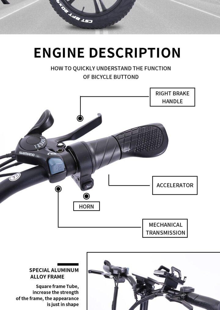 Offerta-CMACEWHEEL-GT20-Pro-2-720x1016 Offerta CMACEWHEEL GT20 Pro a 984€, Fat Bike Elettrica Potente ed Economica