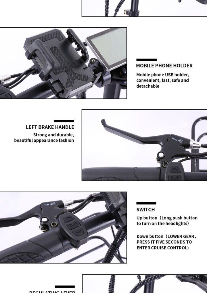 Offerta-CMACEWHEEL-GT20-Pro-3-720x1015 Offerta CMACEWHEEL GT20 Pro a 984€, Fat Bike Elettrica Potente ed Economica