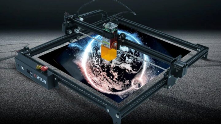 Offerta Ortur Laser Master 2 Pro a 319€: L'incisore per Professionisti 2021