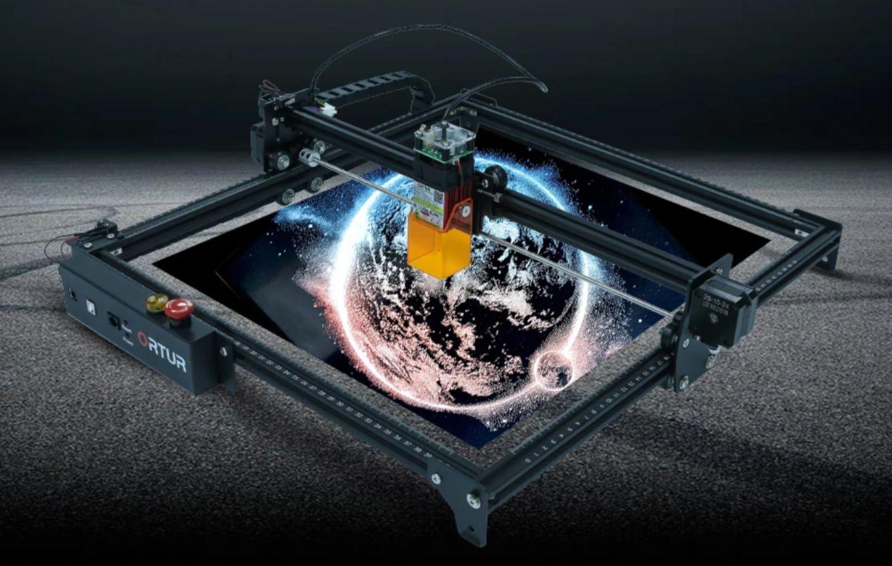 Offerta-Ortur-Laser-Master-2-Pro-4 I migliori 3 Incisori Laser Cinesi del 2021 per il Fai da te: incidere su legno