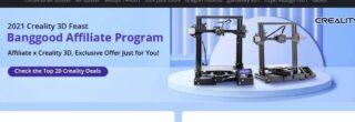Offerta-Stampante-3D-Creality-3D-320x110 Offerte Black Friday Amazon 2020: le migliori offerte Anticipate