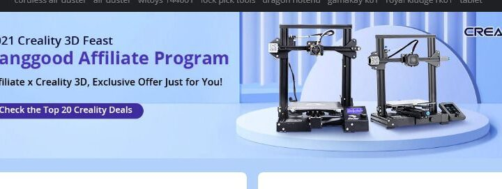 Offerta Stampante 3D Creality 3D: Migliori 17 Stampanti 3D 2021