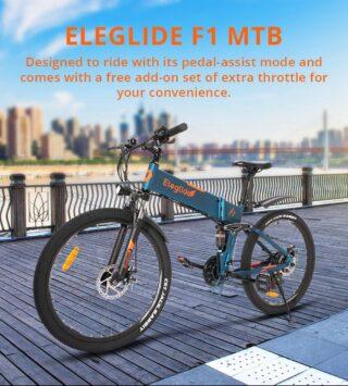 Offerta-ELEGLIDE-F1-1-320x355 Offerta XMUND XD-T1 a 237€, Nuovo Tapis Roulant Cinese 2021