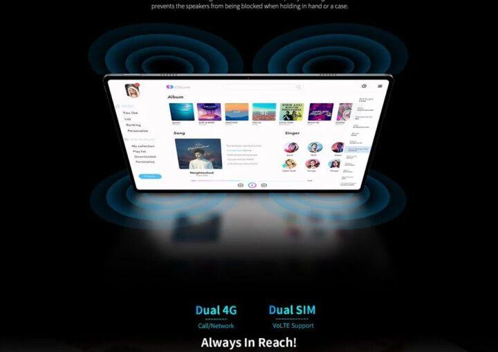 Offerta-Teclast-T40-Plus-1-720x509 Offerta Teclast T40 Plus a 155€: Tablet Cinese Rivoluzionario 2021!