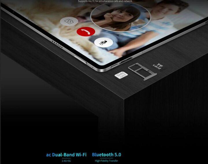 Offerta-Teclast-T40-Plus-10-720x568 Offerta Teclast T40 Plus a 155€: Tablet Cinese Rivoluzionario 2021!