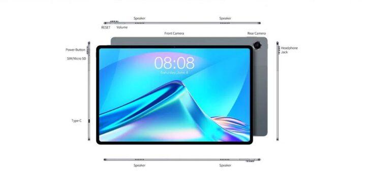 Offerta-Teclast-T40-Plus-7-720x384 Offerta Teclast T40 Plus a 155€: Tablet Cinese Rivoluzionario 2021!