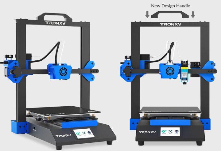 Offerta-Tronxy-XY-3-SE-a-316-1-720x493 Offerta Tronxy XY-3 SE a 316€:  stampante 3D + incisore! Novità 2021