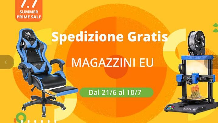 Offerte Banggood Luglio 2021: Summer Prime Sale! 7-7