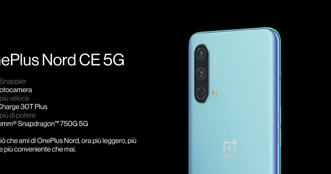 OnePlus Nord CE: Miglior Smartphone 5G a 300€!