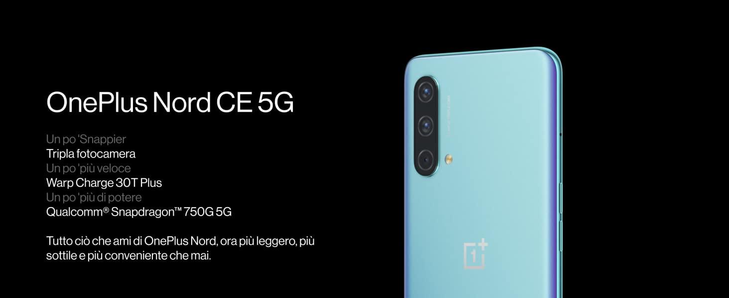 OnePlus-Nord-CE-Miglior-Smartphone-5G-4 Recensione Xiaomi Mi 10 Lite, Miglior Smartphone 2020 fascia Media