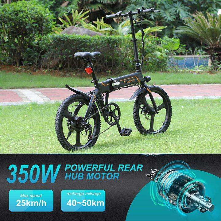 Offerta-Niubility-B20-2-720x720 Offerta Niubility B20 a 634€, E-Bike Pieghevole 2021 da 42V