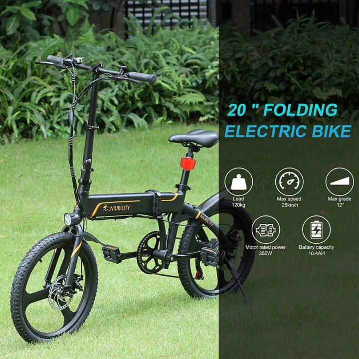Offerta-Niubility-B20-6-720x720 Offerta Niubility B20 a 634€, E-Bike Pieghevole 2021 da 42V