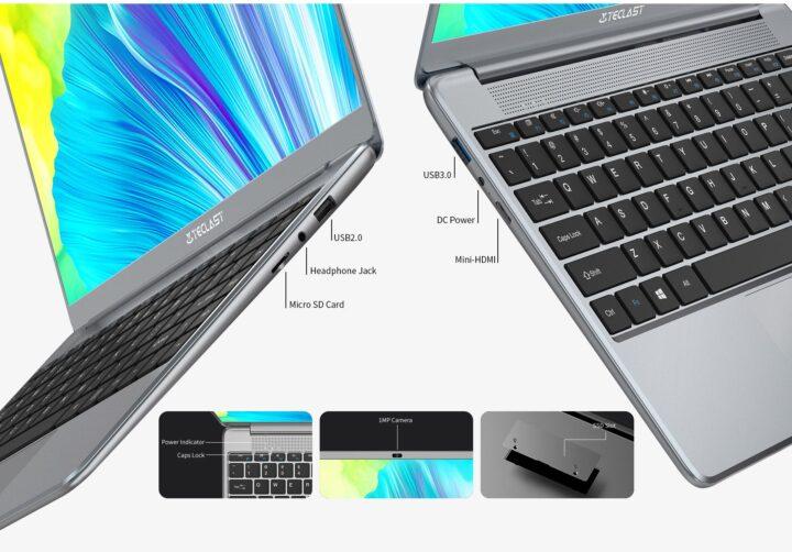 Offerta-Teclast-F7-Plus-3-2-720x502 Offerta Teclast F7 Plus 3 a 339€: Nuova Generazione Notebook Cinese 2021