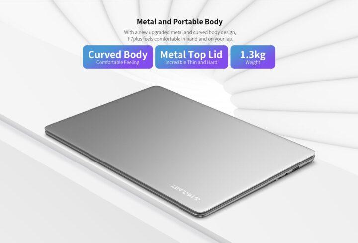 Offerta-Teclast-F7-Plus-3-8-720x489 Offerta Teclast F7 Plus 3 a 339€: Nuova Generazione Notebook Cinese 2021