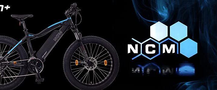 Le migliori Bici Elettrice su Amazon: NCM E-bike di Qualità