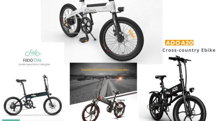 Le migliori Bici Elettriche Pieghevoli da 20 Pollici: E-bike 2021